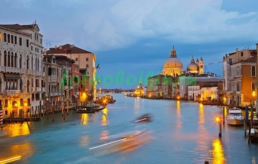 Фотообои Вечерняя Венеция