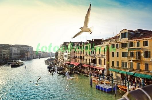 Фотообои Пейзаж в Венеции