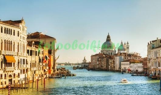 Фотообои Венеция на рассвете