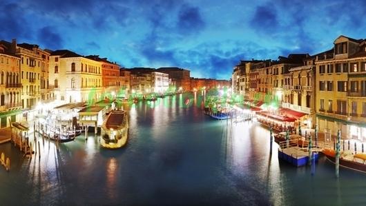 Фотообои Вечер в Венеции
