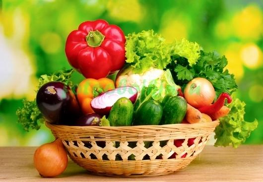 Фотообои Овощи