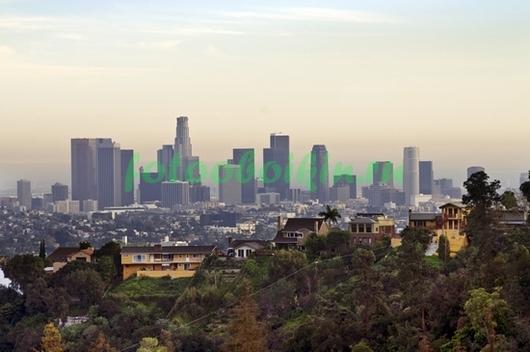 Фотообои Лос-Анджелес