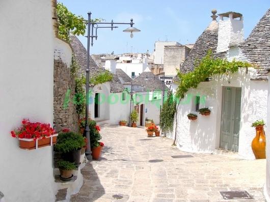 Фотообои Греческий дворик
