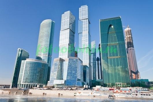 Фотообои Москва Сити