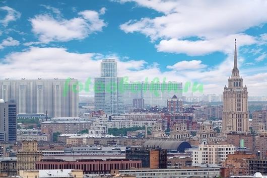 Фотообои Москва