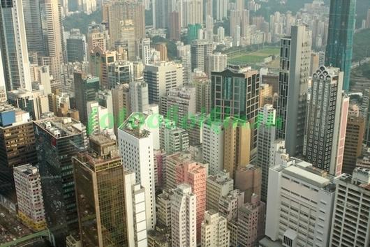 Фотообои Небоскребы в Китае
