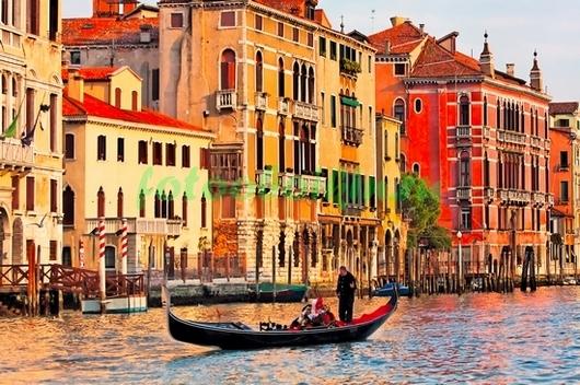 Фотообои Дома Венеции