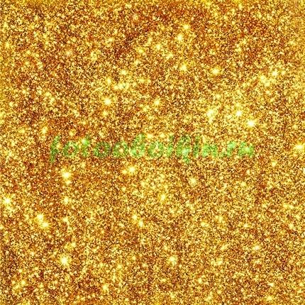 Фотообои Золотые блестки