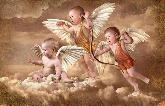 Фотообои Ангелы