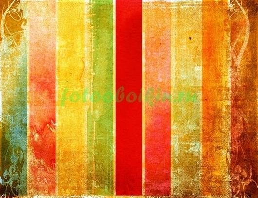 Фотообои Цветные полоски