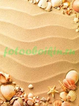Фотообои Пляжный натюрморт