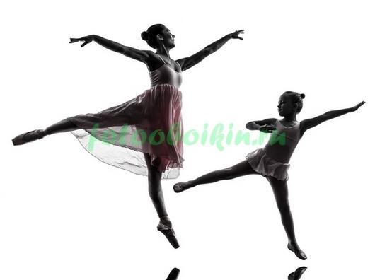 Фотообои Балерины