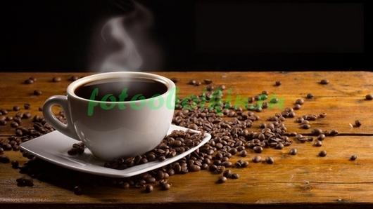 Фотообои Горячий кофе