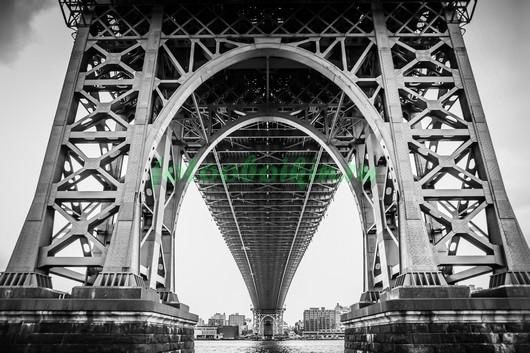 Фотообои Мост 3Д