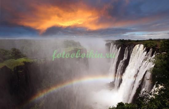 Фотообои Виктория водопад