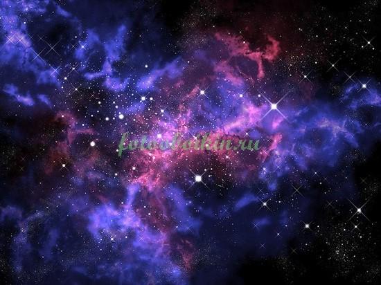Фотообои Звездная пыль