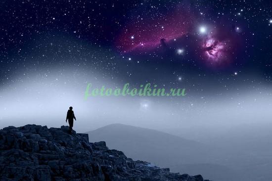 Фотообои Красивая ночь