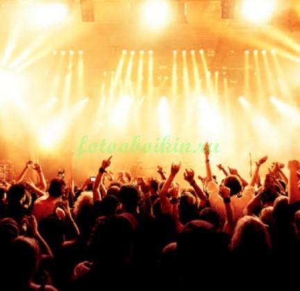 Фотообои Концерт