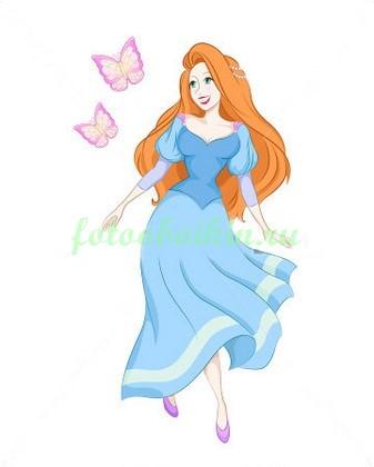 Веселая принцесса