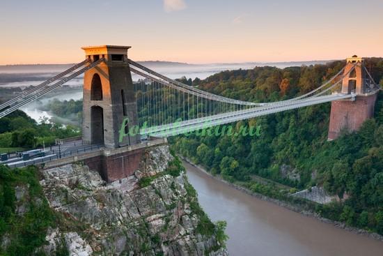 Фотообои Мост в скале