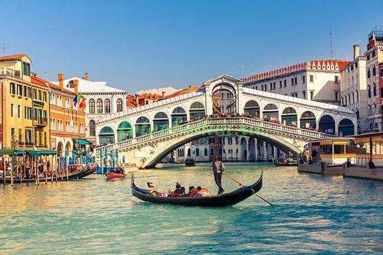 Мост в Венеции