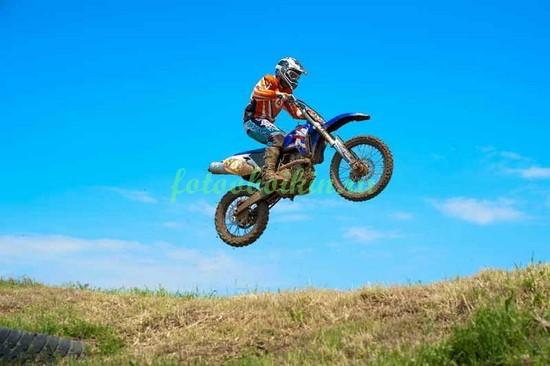 Фотообои Кроссовый мотоцикл