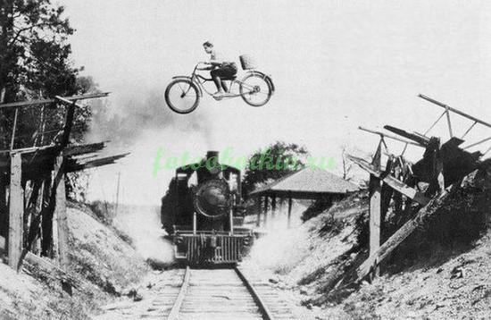 Фотообои Старый мотоцикл