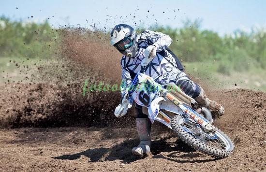Фотообои Байк в грязи