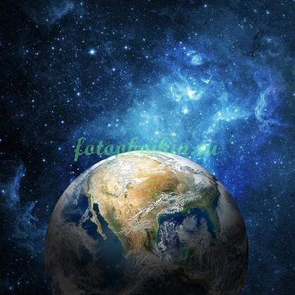 Фотообои Земля в космосе