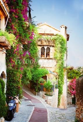 Фотообои Старый город Прованс