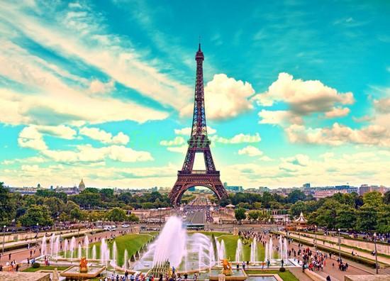 Фотообои Бриллиант Парижа