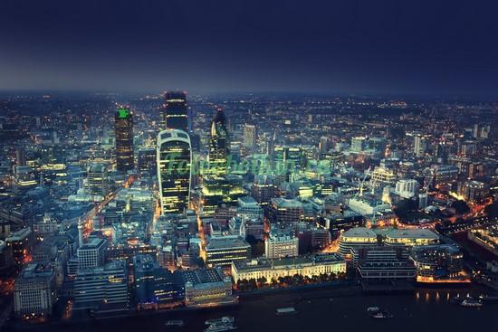 Фотообои Современный Лондон