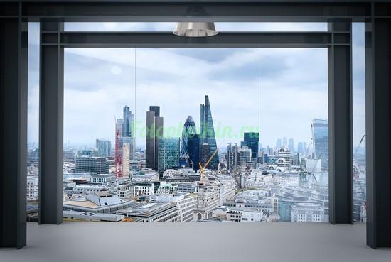 Фотообои Лондон вид с небоскреба