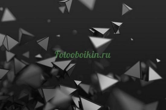 Черные треугольники