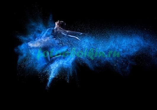 Фотообои Прыжок в танце