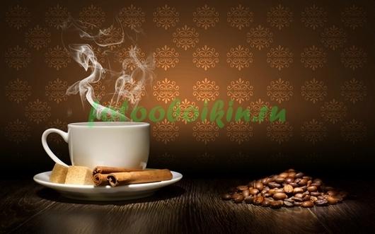 Фотообои Корица и кофе