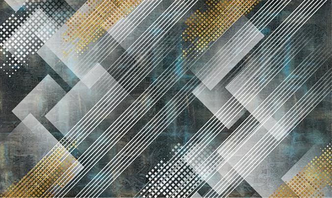 Фотообои Абстракция линии