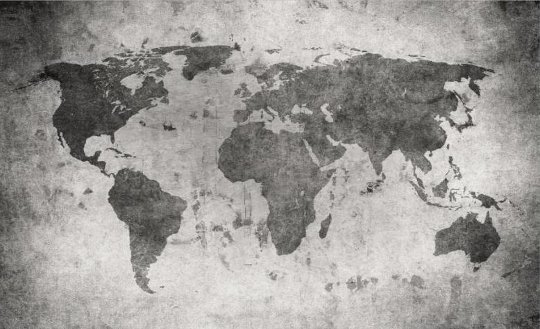 Фотообои Карты