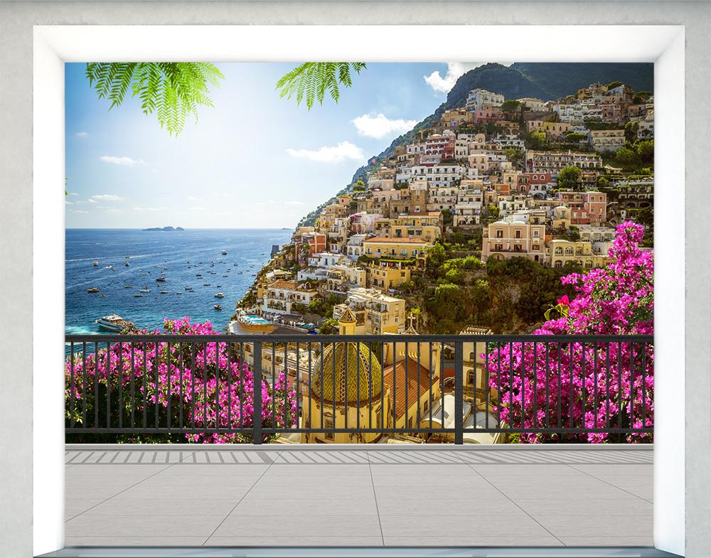 Фотообои Терраса с балконом
