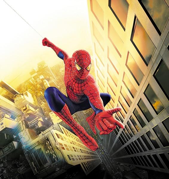 Фотообои Человек паук спайдер