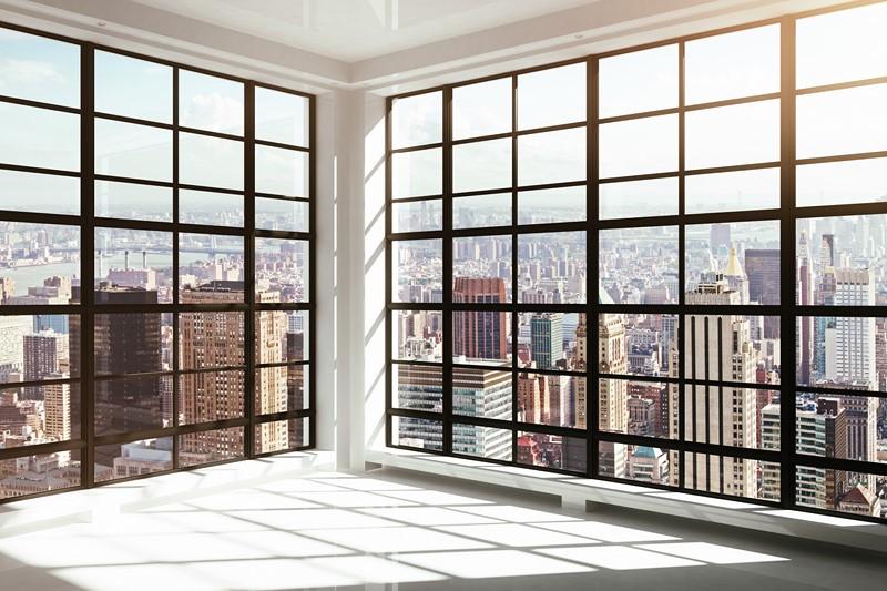 Фотообои Панорамные окна
