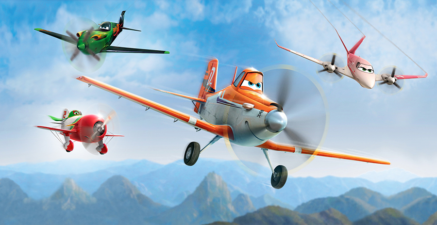 Фотообои С самолетами