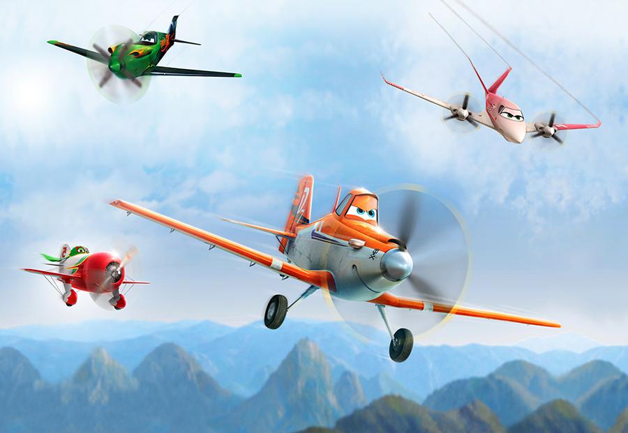Фотообои Самолеты на стену