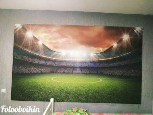Фотообои стадион