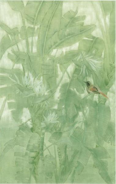 Фотообои Листья тропики