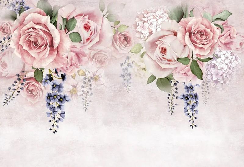 Фотообои Дивные розы