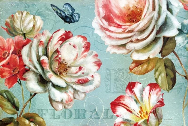 Фотообои Цветочный стиль