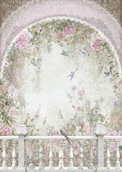 Фотообои Райская арка