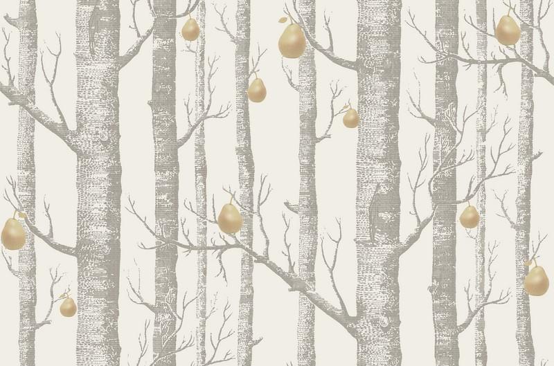 Фотообои Деревья с грушами