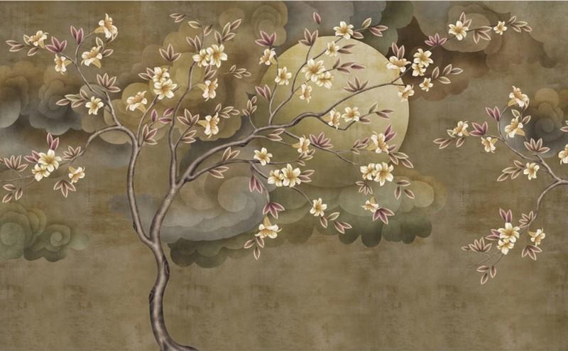 Фотообои В коричневом цвете